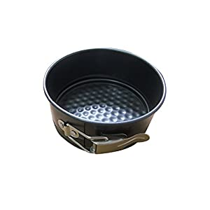 Startony Non Stick Round Springform Pan with Loose Base Cake Baking Tin Interlocking Bakeware