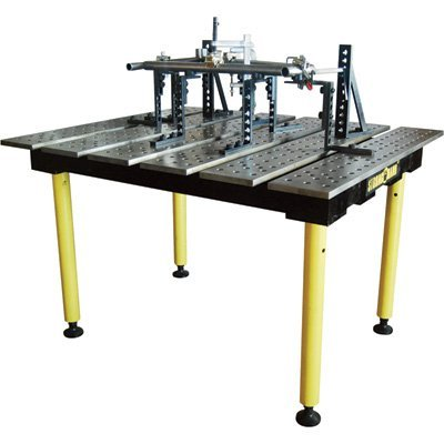 - Strong Hand Tools BuildPro Modular Welding Table, Model# TMA54738