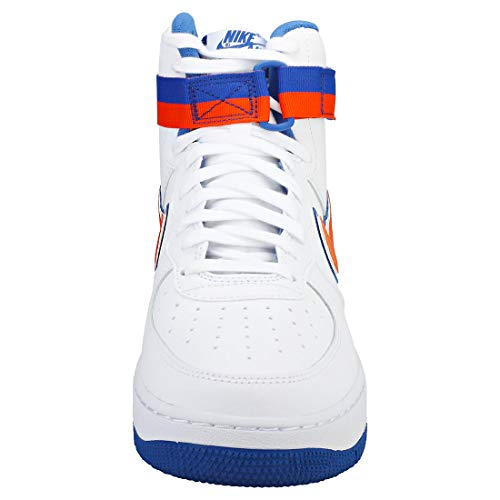 100 '07 Orange Lv8 blu Force Uomo arancione Royal team Da Air Reale white Sport High Scarpe Bianco 1 Fitness Nike game xARTfnw4qI