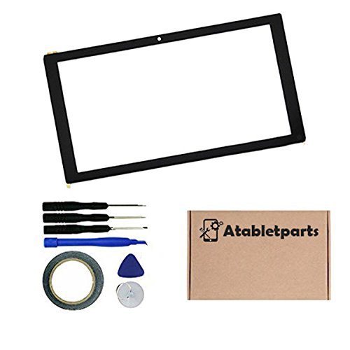 Atabletparts Touch Screen Digitizer Replacement for Dragon Touch X10 10.6 Inch Tablet