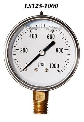 hydraulic gauge 1000 psi buyer's guide for 2019