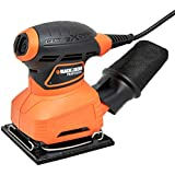 Lixadeira Orbital Black+Decker