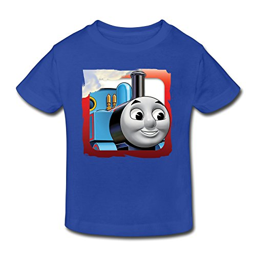 Thomas The Tank Engine Kids Glow In The Dark Tee