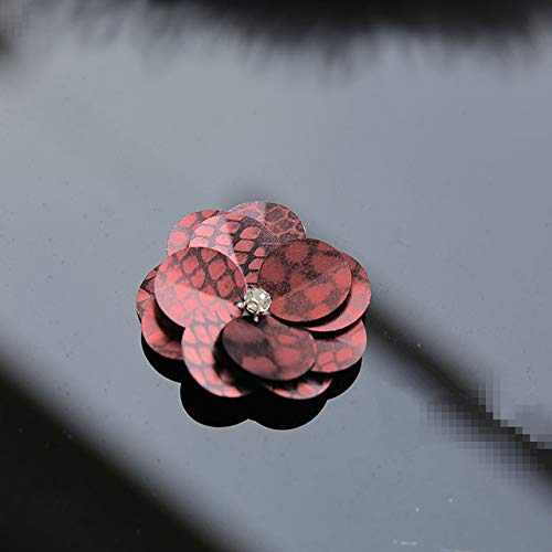 8 Patch Pull 3D Sequin Cor atements Perl V 1 Big Tissu D Pinkdose Fleur Fleurs De PCS Type Bricolage Patches Accessoires RtwUnZBxOq