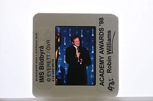 Slides photo of Robin Williams (1951â€