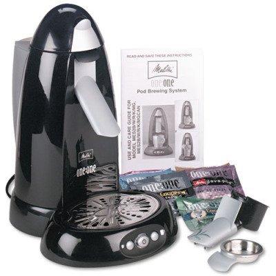 MLA66312 - Melitta One-Cup Coffeemaker