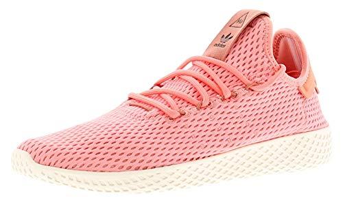 Rose Blanc Hu Femme Adidas Tennis Pw Basket qSgTgX