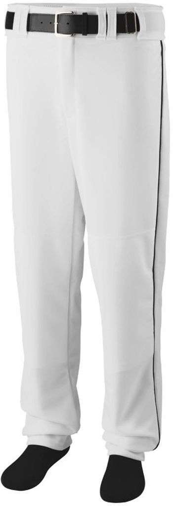 Augusta Sportswearメンズスイープ野球パンツ B00HJTJGR8 xx-large|ホワイト/ブラック ホワイト/ブラック xx-large