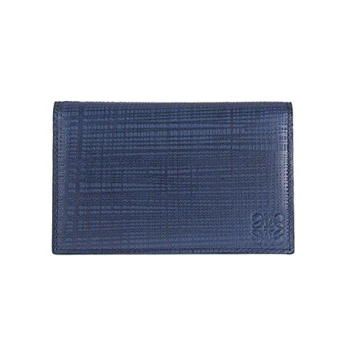 (ロエベ) LOEWE メンズ カードケース COMPACT WALLET [コンパクトウォレット] ネイビーブルー 101 88 L56 5110 NAVY BLUE [並行輸入品] B075XGHKJX