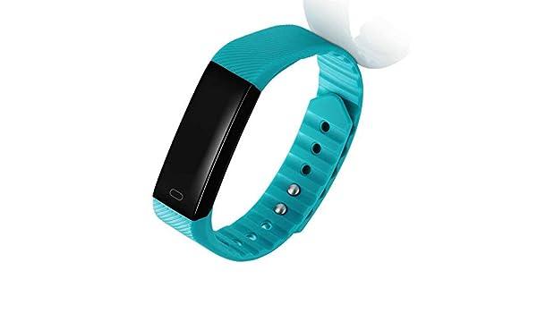 Bt4.0 Smart Watch Pulsera podómetro Deporte Fitness Tracker ...
