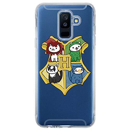 Capa Personalizada Samsung Galaxy A6 Plus A605 Harry Potter - HP09