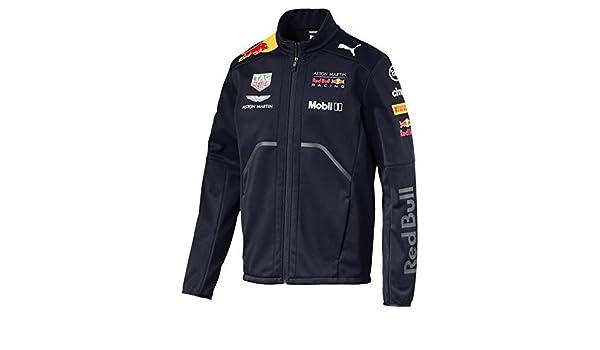Red Bull Racing Puma Team Softshell Jacket: Amazon.es ...