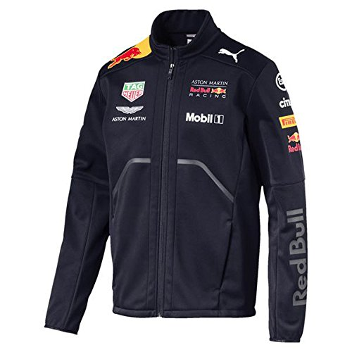 Red Bull Racing Puma Team Softshell Jacket - Team Red Bull Racing