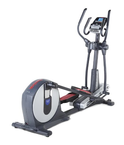 Reebok 710 Elliptical Trainer Sporting Goods Exercise