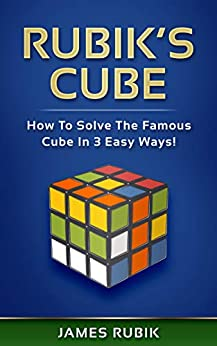 Rubiks Cube Solve Famous Easy ebook product image