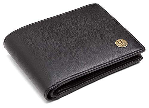 Wildhorn RFID Protected High Quality New Stylish Genuine Men's Leather Wallet.
