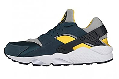 finest selection 4a41f f7bb9 Image Unavailable. Image not available for. Colour  NIKE Mens Air Huarache  Squadron Blue ...