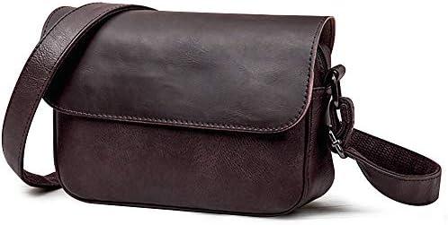 Bolsos bandolera para hombre de cuero PU bolso de hombro Casual Vintage 2 conjuntos de moda de negocios de alta calidad bolsos de hombre mensajero