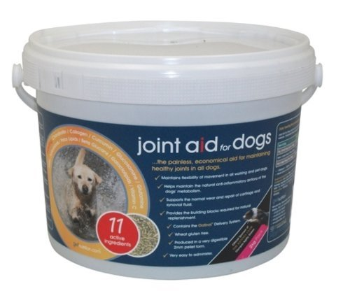 GWF Joint Aid Dog Treatment Nutrition Supplement 2Kg