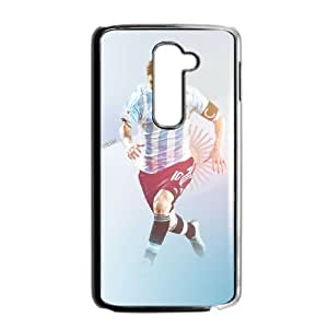 Sports lionel messi argentina LG G2 Cell Phone Case Black Special Tribute p6xr_3458691