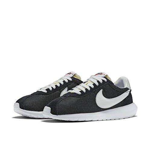 Nike Kvinnor Roshe Ld-1000 Fritidsskor (8, Vit / Svart)