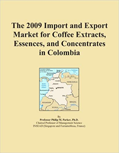 The 2009 Import and Export Market for Coffee Extracts, Essences, and Concentrates in Colombia