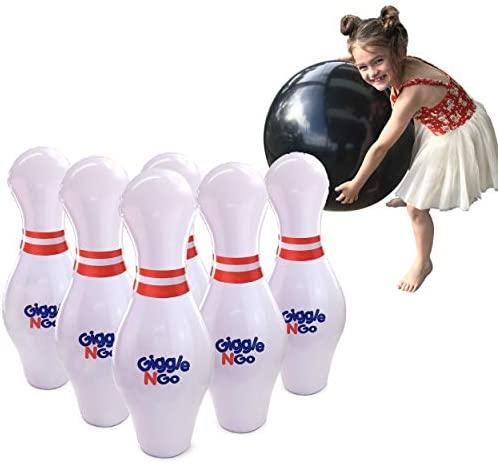 GIGGLE GO Inflatable Bowling Kids product image