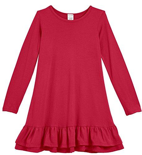 little girl apple dress - 9