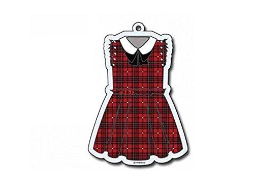 乃木坂46 公式グッズ 衣装キーホルダー 「夏のFree&Easy」