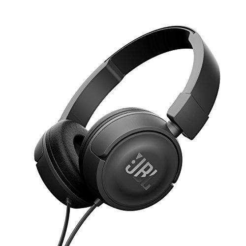 JBL, Audífonos con Cable On-ear JBLT450BLK