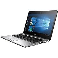 HP EliteBook 840 G3 1BD39UP Laptop PC - Intel Core i5-6300U 2.40 GHz Dual-Core Processor - 8 GB DDR4 SDRAM - 128 GB SSD - 14.0-inch Display - Windows 10 Professional 64-bit (Certified Refurbished)