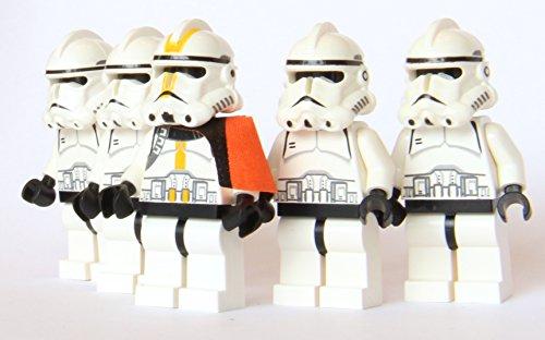 Custom lego star wars clone troopers