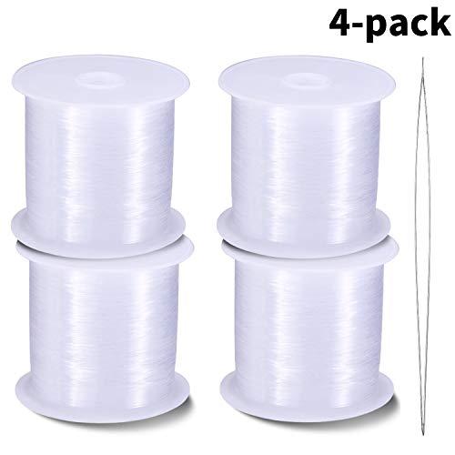 clear elastic sewing thread - 6