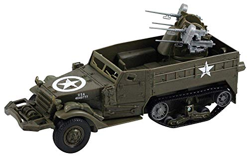InAir Classic Armour E-Z Build M16 Half Track Model Kit ()