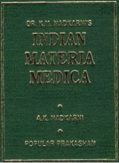 Indian Materia Medica Pdf
