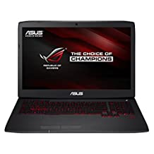 "ASUS Republic of Gamers 17.3"" Gaming Laptop, GeForce GTX 980M Graphics (G751JY-DH71)  with Windows 8"