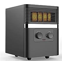 Heater Infrd Blk 1500w
