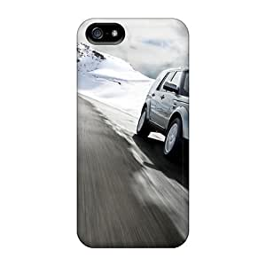 Hard Plastic Iphone 5/5s Case Back Cover,hot Land Rover Discovery Case At Perfect Diy