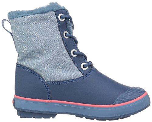 Keen Elsa Boot WP Children captains blue/sugar coral Blau (captains blue/sugar coral)