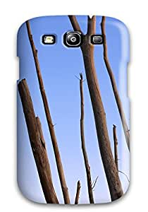 Alan T. Nohara's Shop 4522009K90118196 Premium Galaxy S3 Case - Protective Skin - High Quality For Dual Monitors Zombie