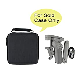 co2crea Hard Travel Case for DJI OSMO Mobile 3 Combo Lightweight Portable 3-axis Handheld Gimbal Stabilizer
