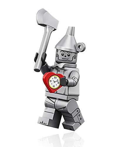 (LEGO The Movie 2 Wizard of OZ Collectible Minifigure - Tin Man (Sealed Pack))