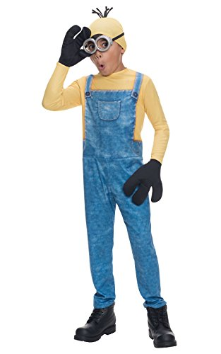 Rubie's Costume Minions Kevin Child Costume, Small (Minions Movie: Minion Kevin Adult Costume)