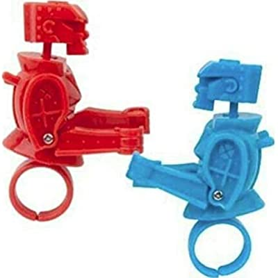 Tara Toys Rock Em Sock Em Mini Games 4ct: Toys & Games