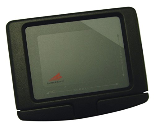 Adesso Easy Cat 2B Touchpad PS2, Black (GP-160PB) 2 Button Ps/2 Glidepoint Touchpad