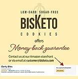Low Carb Cookies BisKeto - Keto Snacks, Low Net