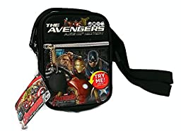 The Avengers Age of Ultron Messenger Travel Outdoor Shoulder Clutch Bag.