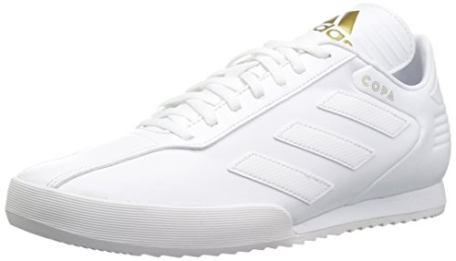 6560c46fd63 adidas Originals Men s Copa Super Soccer Shoe White Gold Metallic