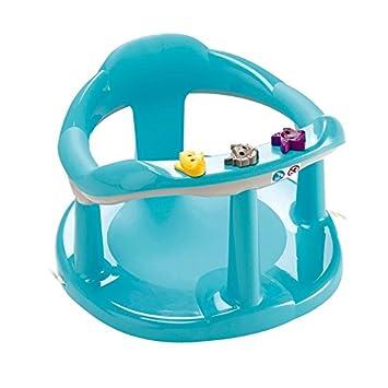 Thermobaby Aquababy Bath Seat Blue: Amazon.co.uk: Baby