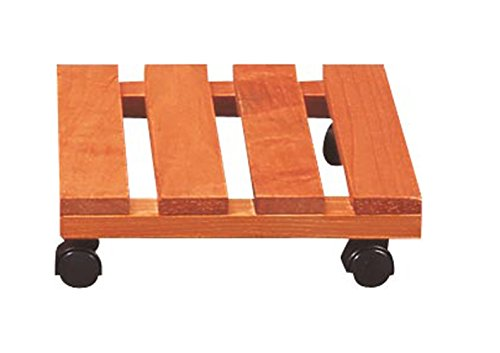 Matthews Square Heartwood Plant Mover, 13.5
